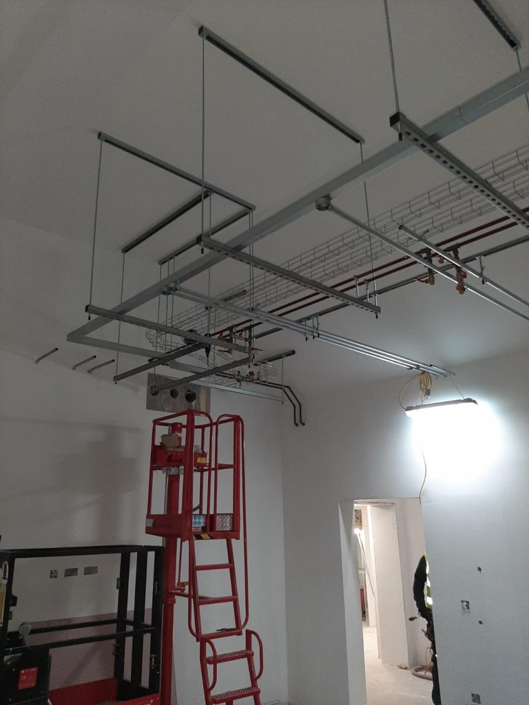 Commercial Electrician Cardiff